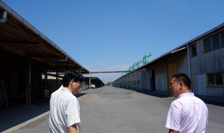 小島工芸藤代工場