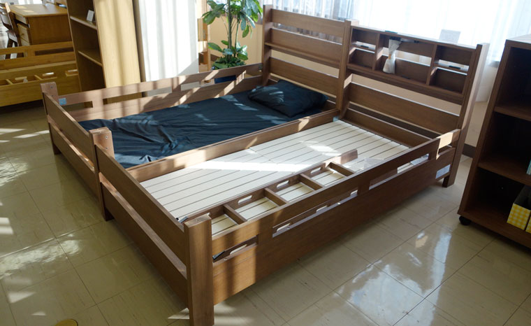 小島工芸システムベッド