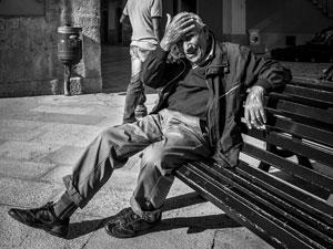 アルタムーラの老人