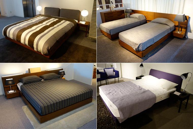 日本ベッドのベッドフレーム