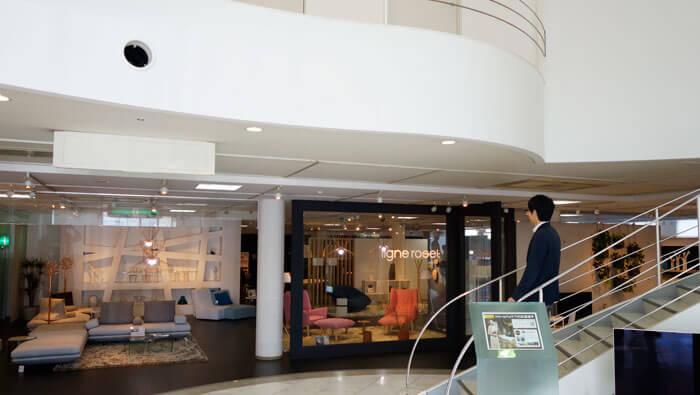 ドリームベッド広島本社ショールーム