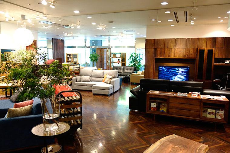 フェデリコセコンド神戸ショールーム