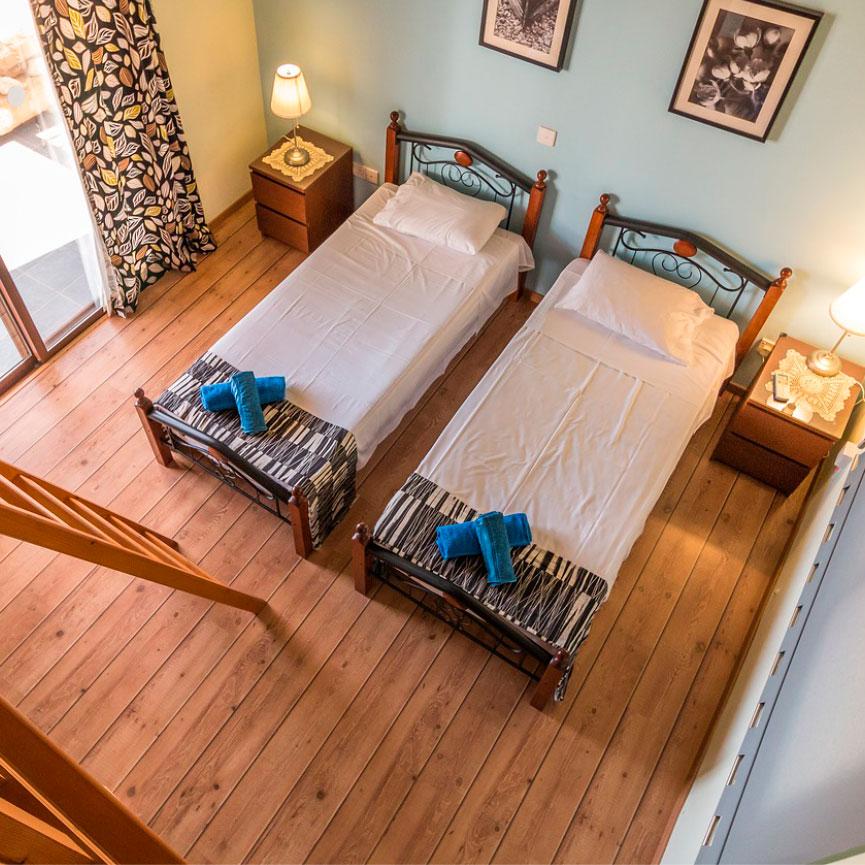 ベッドとお部屋のバランスシミュレーション
