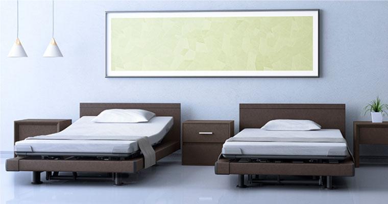 電動リクライニングベッドのすすめ