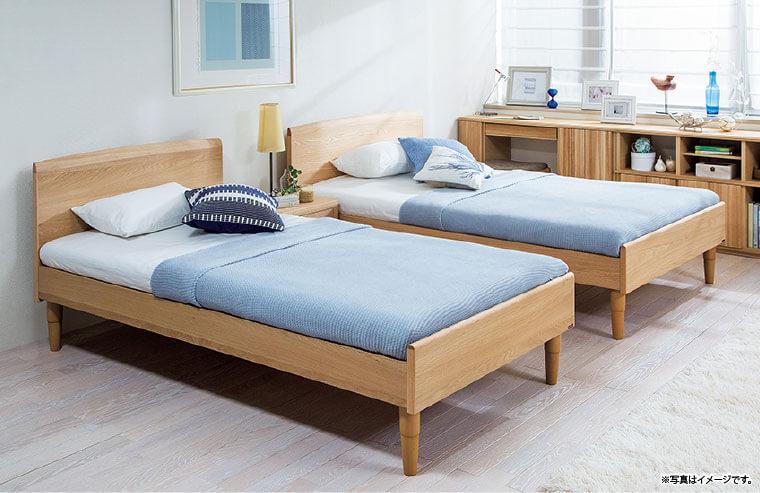 カリモクのベッド