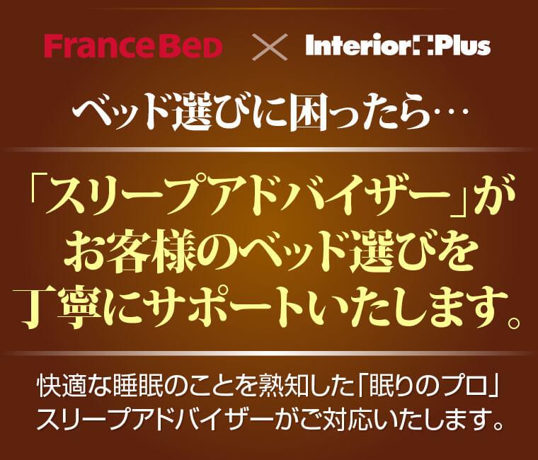 フランスベッドのスリープアドバイザー