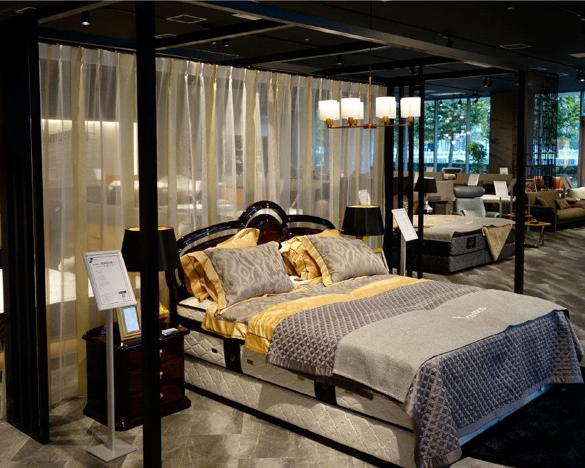 フランスベッド横浜ショールーム