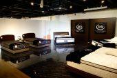 サータで有名なドリームベッド本社広島ショールームをご訪問しました。