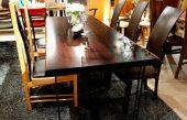 家具王国・九州 大川で創る一枚板無垢テーブルの魅力